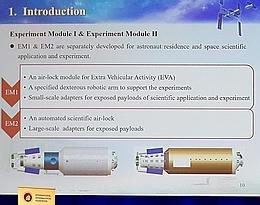 Experiment Module I und II - Illustration (Bild: RN)