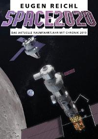 Cover SPACE 2020 (Bild: space-jahrbuch.de / Verein zur Förderung der Raumfahrt e.V.)
