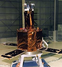 TRACE in Bau beim GSFC (Bild: NASA)
