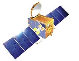 INSAT 4B - künstlerische Darstellung (Bild: ISRO)