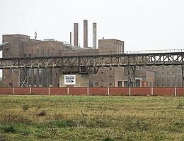 Kraftwerk Peenemünde auf dem Museumsgelände (Bild: Thomas Weyrauch)