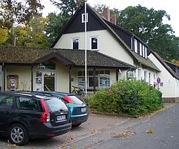 Naturfreundehaus in der Eilenriede (Bild: RN)