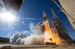 Delta-IV-Heavy-Start am 19. Januar 2019
