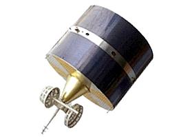 Satellit vom Typ Feng Yun 2 - künstlerische Darstellung