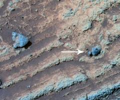 NASA/JPL/USGS/Planetary Society