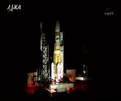 JAXA (via NASA-TV)