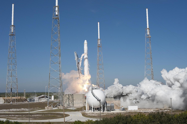 NASA/Tony Gray und Kevin O´Connel