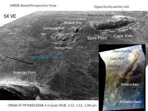 NASA, JPL-Caltech, University of Arizona, JHUAPL