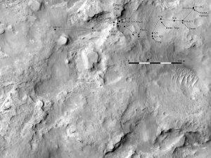 NASA, JPL-Caltech, University of Arizona, Phil Stooke (UMSF-Forum)