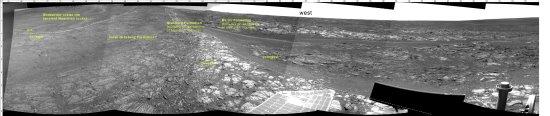 NASA, JPL-Caltech, University of Arizona, Larry Crumpler