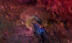 NASA, JPL-Caltech, UCLA, MPS, DLR, IDA