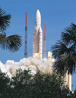 Arianespce/ESA/CNES/CSG