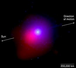 NASA/Swift/Univ. of Leicester/Bodewits et al.
