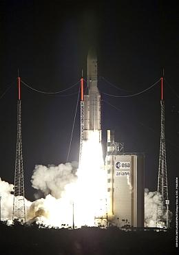 Arianespace/ESA/CNES/CSG