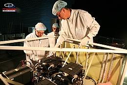 SADKO-2 Radiohöhenmesser bei Reschetnjow (Bild: Reschetnjow)