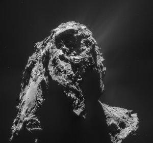 ESA, Rosetta, NavCam - CC BY-SA IGO 3.0