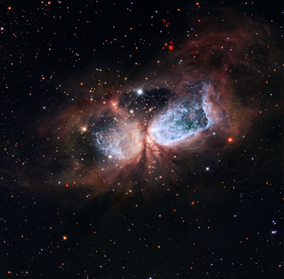 NASA/ESA and the Hubble Heritage Team