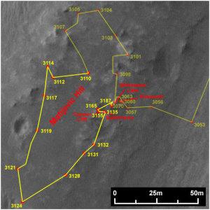 NASA, JPL-Caltech, University of Arizona, Eduardo Tesheiner (UMSF-Forum)