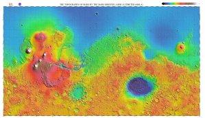 NASA, MOLA