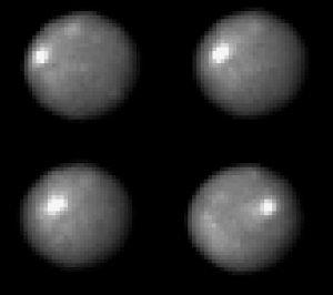 NASA, ESA, J. Parker (Southwest Research Institute), P. Thomas (Cornell University), L. McFadden (University of Maryland, College Park)