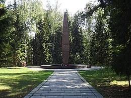Erinnerungsstätte am Absturzort (Bild: Andreas Weise)