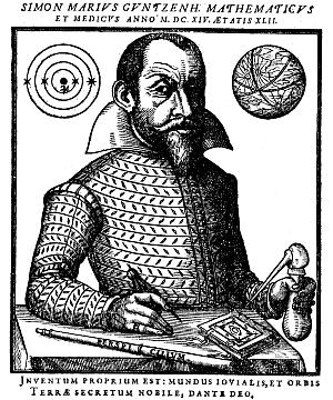 Simon Marius (Bild: Wikipedia)