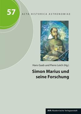 """""""Simon Marius und seine Forschung"""" (Bild: Simon Marius Gesellschaft)"""