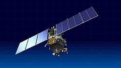GEO-IK-2-Satellit - Illustration (Bild: Reschetnjow)