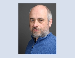 Prof. Dr. Dmitry Budker (Bild: Sabrina Hopp)