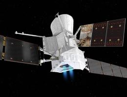 BepiColombo auf der langen Reise zum Merkur - Illustration. (Bild: ESA/ATG medialab)