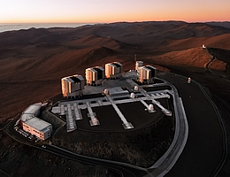 Paranal Observatory der ESO