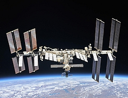 Die ISS im Jahr 2018. (Bild: Roskosmos/NASA)
