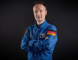 Matthias Maurer wird im Herbst 2021 zur ISS fliegen. (Bild: ESA)