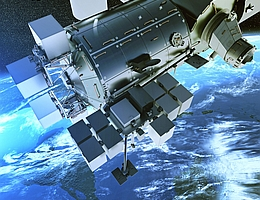 Bartolomeo an der ISS - künstlerische Darstellung (Bild: Airbus 2021)