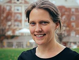 Selma de Mink, neue Direktorin am MPA (Bild: privat)
